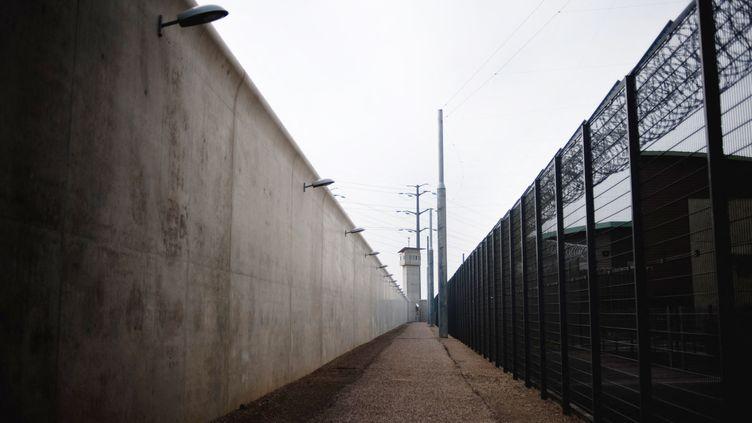 Centre pénitenciaire de Lyon Corbas (FRED DUFOUR / AFP)