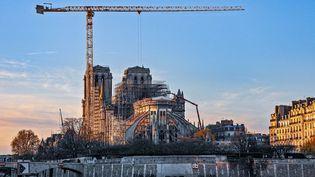 Cathédrale Notre-Dame de Paris le 6 janvier 2020 (HOUPLINE-RENARD/SIPA)