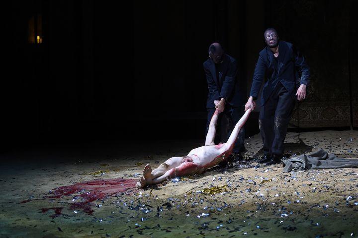 Les meurtres de Richard III  (Boris Horvat/AFP)