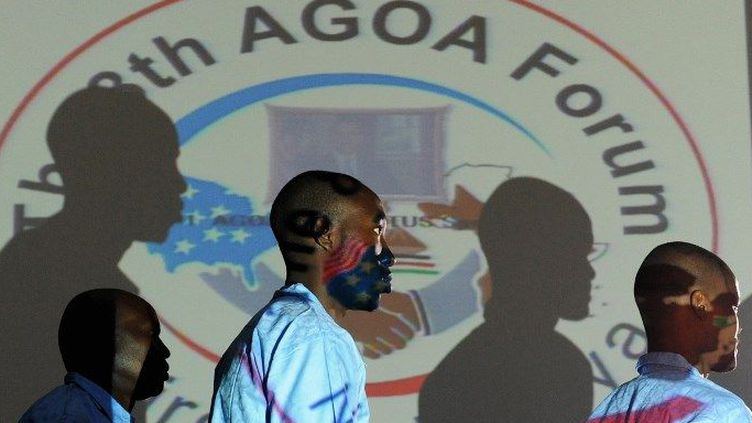 8e Forum de la Loi sur la croissance et les perspectives économiques en Afrique (AGOA) à Nairobi, au Kenya, le 5 août 2009. (ROBERTO SCHMIDT / AFP)