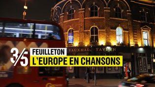 La finale de l'Eurovision sera diffusée en direct sur France 2 samedi 18 mai. Au Royaume-Uni, le concours est particulièrement populaire. (FRANCE 2)