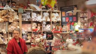 Saint-Maure-des-Fossés : une boutique de jouets fait de la résistance (CAPTURE ECRAN FRANCE 2)