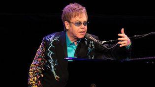 Elton John en concert  (Valeriy Melnikov / RIA NOVOSTI)