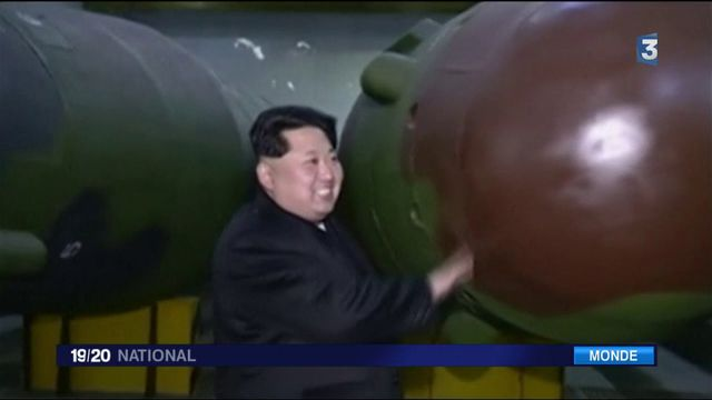 Corée du Nord : un nouveau missile survole le Japon