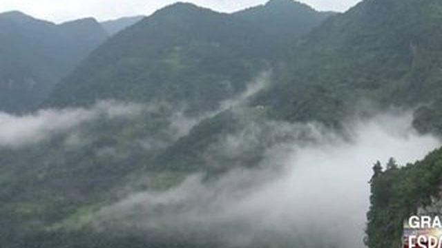 Chine : le parc de Zhangjiajie,un univers mystérieux