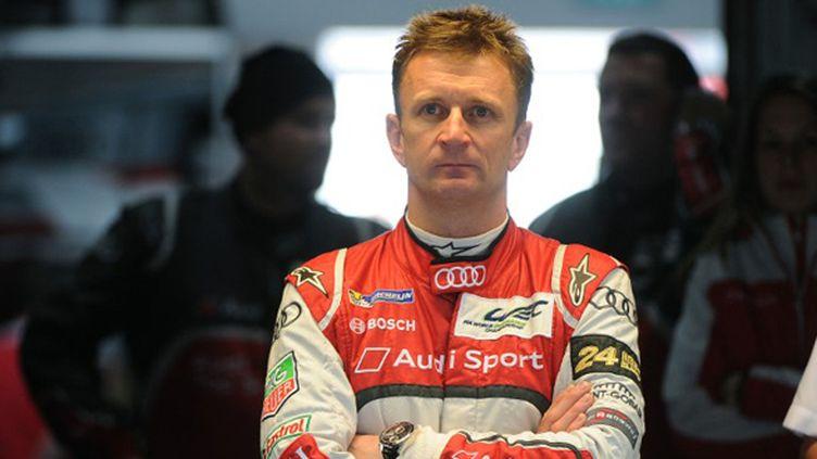 Allan McNish met fin à sa carrière (JEAN-FRANCOIS MONIER / AFP)