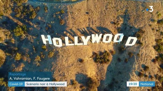 Covid-19 : les studios d'Hollywood en pleine crise