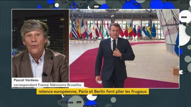 Plan de relance : l'UE proche d'un accord