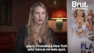 VIDEO. De livreuse de pizzas à actrice, Dylan Penn raconte (BRUT)