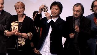 Hirokazu Kore-eda au Fica reçoit le prix spécial pour sa carrière  (France 3 - Culturebox)