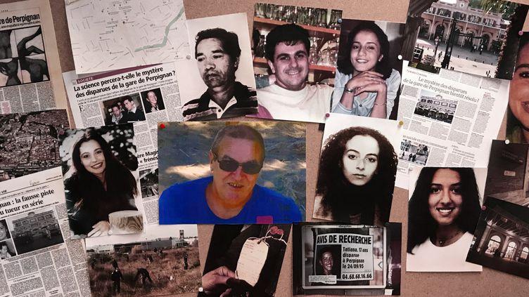 Jacques Rançon comparaît à partir du 5 mars 2018 devant la cour d'assises des Pyrénées-Orientales, pour les meurtres de Mokhtaria Chaïb en 1997 et de Marie-Hélène Gonzalez en 1998. (FRANCEINFO)
