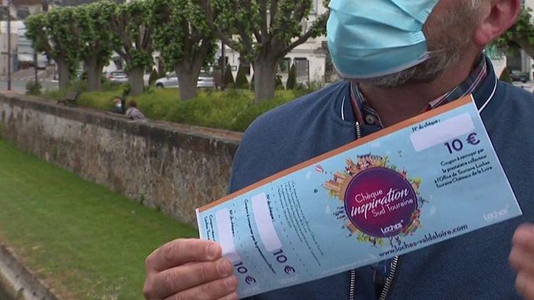 Touraine : des chèques vacances pour attirer les touristes (France 3)