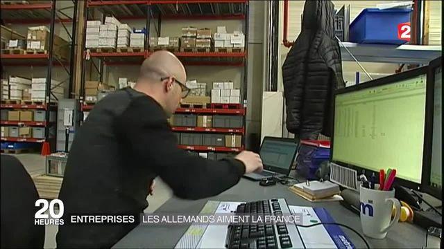 Économie : la France, un pays attractif pour les entreprises allemandes