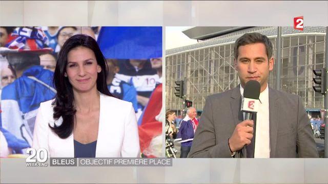 France-Suisse : un match à enjeu et des supporters motivés