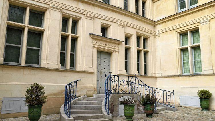 Maison natale deJean de La Fontaine, depuis tranformée en musée, située àChateau-Thierry (Aisne). (RIEGER BERTRAND / HEMIS.FR / HEMIS.FR)