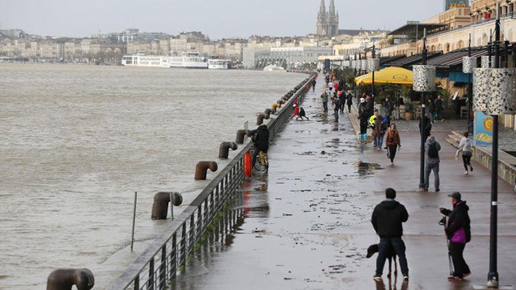"""(Les Landes et la Gironde étaient sous surveillance """"inondation"""" © MaxPPP)"""