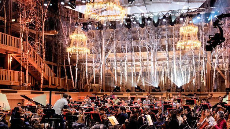 La Grange au Lac pendant les Victoires de la Musique classique 2018  (PHOTOPQR/LE DAUPHINE/MAXPPP)