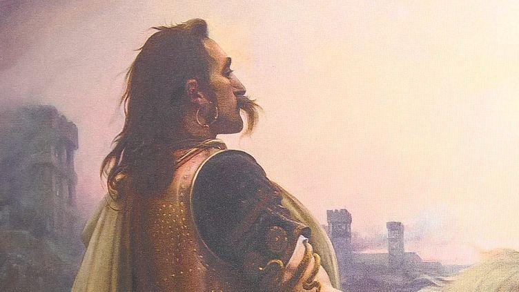 """""""Vercingétorix : un héros, cent visages ?"""" la nouvelle expositon du musée de Gergovie lève le voile sur l'image du héros gaulois (France 3 Auvergne)"""