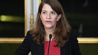 Le Dr Françoise Sivignon, présidente de Médecins du Monde. (BERTRAND GUAY / AFP)