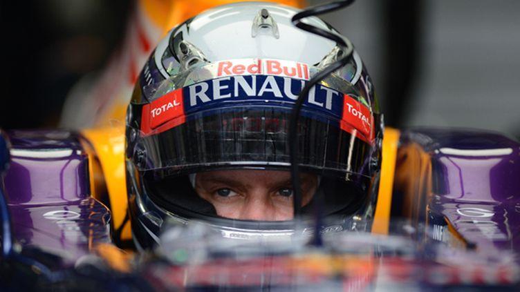 Sebastian Vettel (Red Bull-Renault) (MOHD RASFAN / AFP)