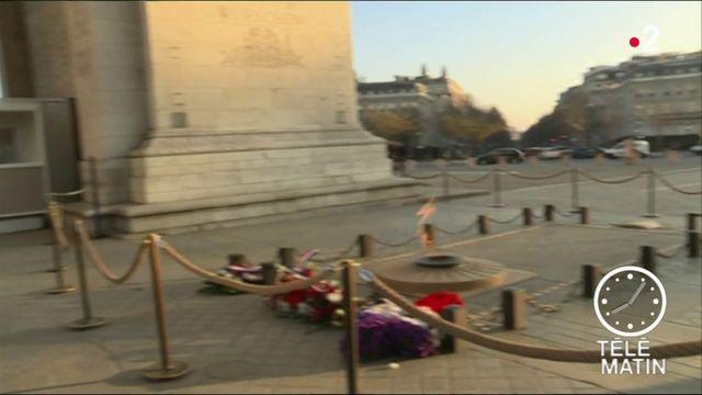 """""""Gilets jaunes"""" : l'Arc de triomphe rouvre ses portes"""
