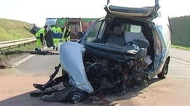 La mortalité routière repart à la hausse en avril