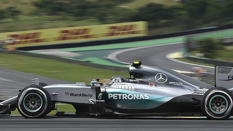 Nico Rosberg (Mercedes) (MIGUEL SCHINCARIOL / AFP)