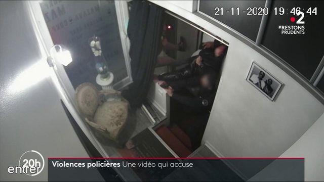 Paris : une enquête ouverte contre trois policiers après le passage à tabac d'un homme