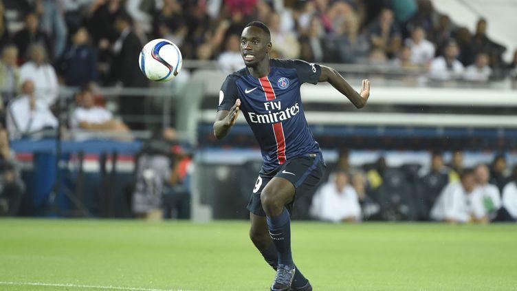 Le joueur du PSG Jean-Kévin Augustin (JEAN MARIE HERVIO / DPPI MEDIA)