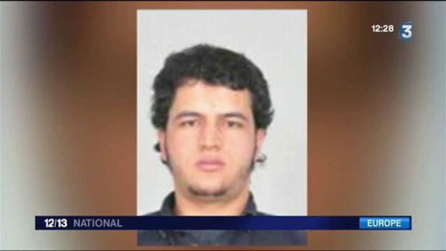 Anis Amri, le suspect de l'attentat de Berlin, abattu par la police à Milan