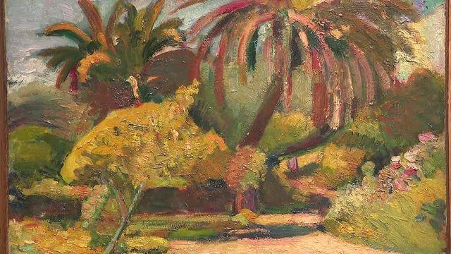 Exposition Matisse en Corse