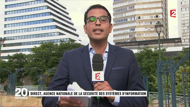 Cyberattaque: des entreprises françaises touchées