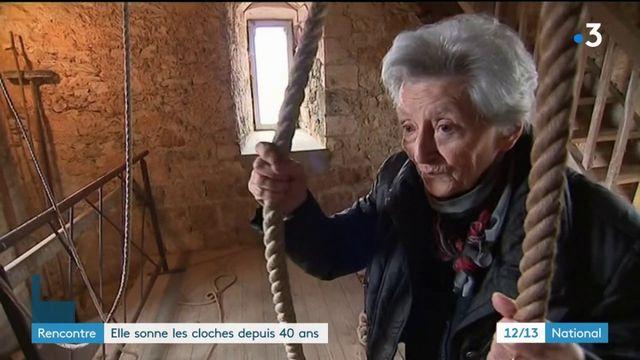 Rencontre avec Yvonne Darzacq, sonneuse de cloches depuis 40 ans