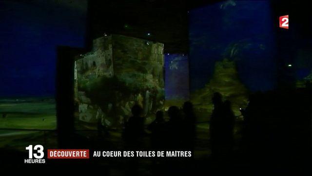 Découverte : au coeur des toiles de maîtres dans les carrières des Baux-de-Provence