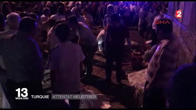 Turquie : un attentat meurtrier en plein mariage