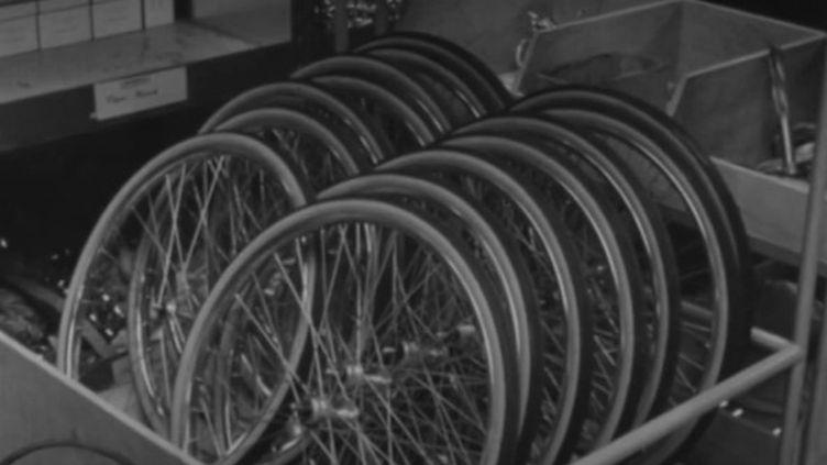 vélos Mercier (FRANCEINFO)