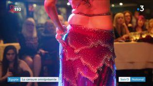 Une danseuse du ventre en Egypte (France 3)