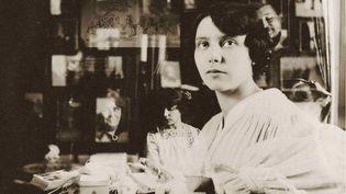 Montage photographique de Jenny de Vasson 1906 (DR)