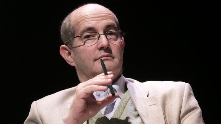 Patrick Weil, le 17 janvier 2021, à Paris. (VINCENT ISORE / MAXPPP)