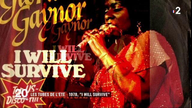"""Musique : """"I Will Survive"""", tube de l'été 1998"""