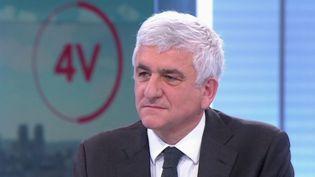 Covid-19: « Il faut un déconfinement territorialisé dès décembre », estime Hervé Morin (FRANCE 2)