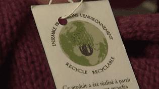 Laine recyclée (France 2)