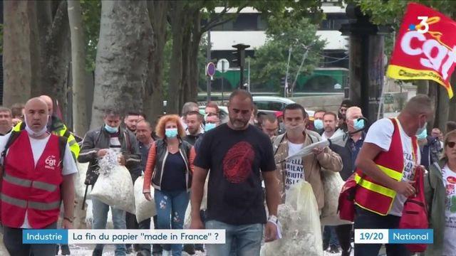 Industrie : la fin du papier made in France ?