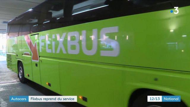Transports : le retour de FlixBus