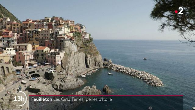 Feuilleton : les Cinque Terre, perle d'Italie (1/5)