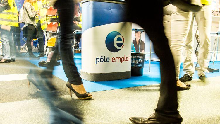 L'Unédic a versé un milliard d'euros d'allocations chômage en trop en 2017. (PHILIPPE HUGUEN / AFP)