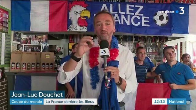 Coupe du Monde : la France en effervescence