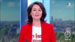 Nora Boubetra (France 2)