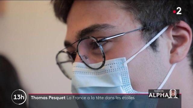 Espace : des Français éblouis et admiratifs après le départ de Thomas Pesquet