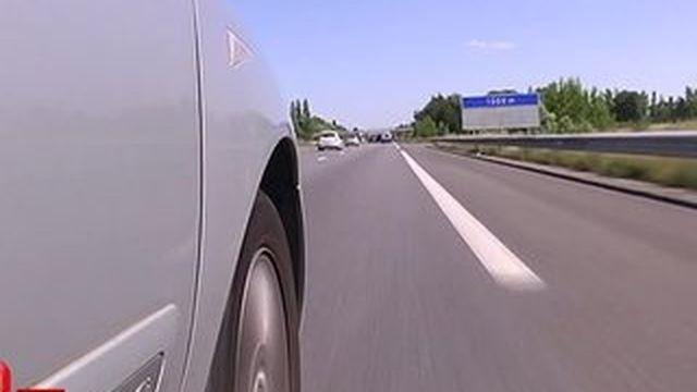 Interpellation d'un go-fast à Toulouse